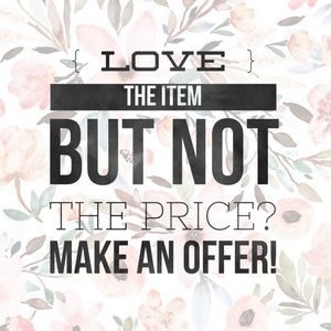 I 💞OFFERS!✨